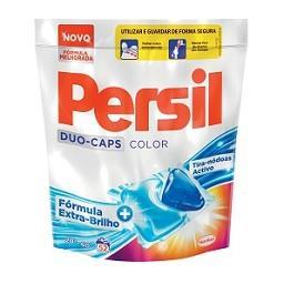 Detergente para máquina de roupa, cápsulas cor, 52 d...