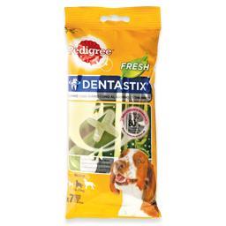 Snack para cão dentastix fresh medio