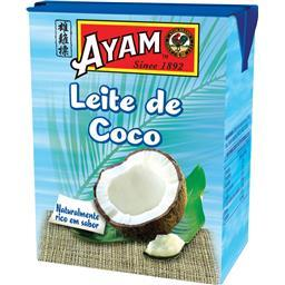 Ayam leite de coco
