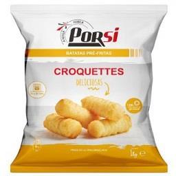 Batata Pré-Frita Croquettes
