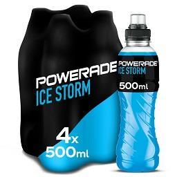 Powerade ice storm