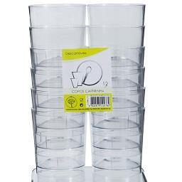 Copos para caipirinha 200 ml