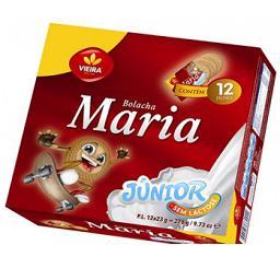 Bolacha maria junior doces