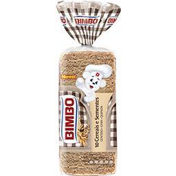Pão de forma com côdea 10 cereais