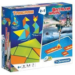 Tangram + Batalha Naval