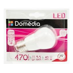 Lâmpada LED Forma Esférica 5.5W E27 220-240V