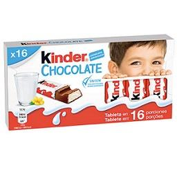 Chocolate, 16 tabletes
