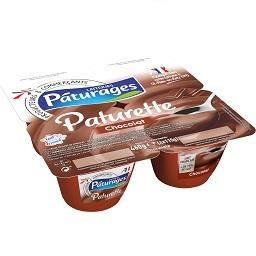 Sobremesa Paturette Chocolate