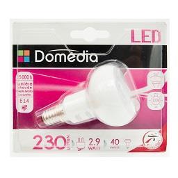 Lâmpada LED Refletora 2.9W E14 220-240V