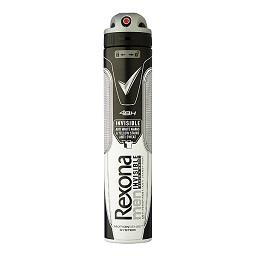 Desodorizante spray invisible