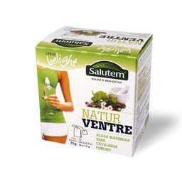 Chá de infusão salutem naturventre 10 saquetas