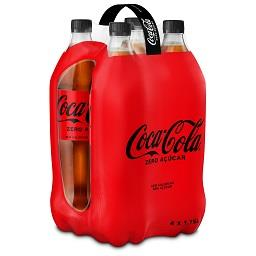 Refrigerante c/ gás zero