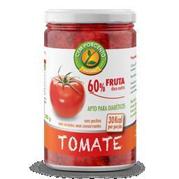 Doce de tomate 60% fruta