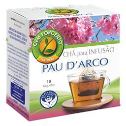 Chá infusão pau d'arco