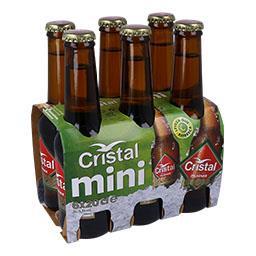 Cerveja cristal