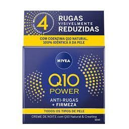 Creme Q10 Anti-Rugas de Noite