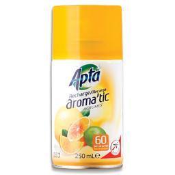 Recarga ambientador automático, citrinos