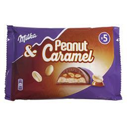Chocolate de leite peanut & caramel