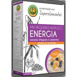 Mix pequeno-almoço energia