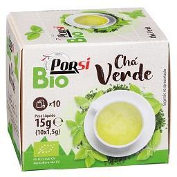 Bio infusão chá verde 10x1.5g