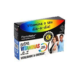 Extra vitamina de a a z
