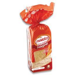 Pão de forma integral sem côdea
