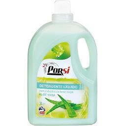 Detergente Maquina Roupa Liquido Aloe Vera