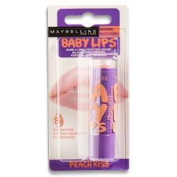 Baton baby lips, peach kiss