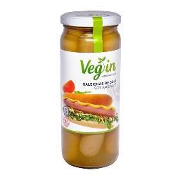 Salsicha vegetal