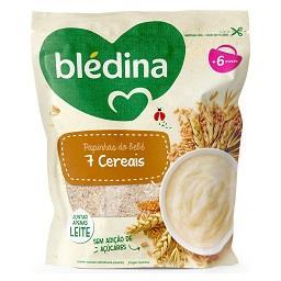 Blédina papinhas do bebé - 7 cereais