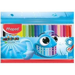 Canetas de Feltro Color'Peps Ocean
