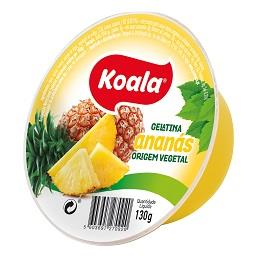 Gelatina de ananás