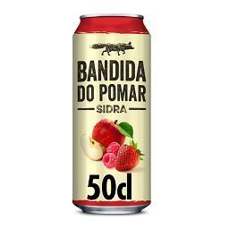 Bandida do pomar frutos vermelhos lata 50cl