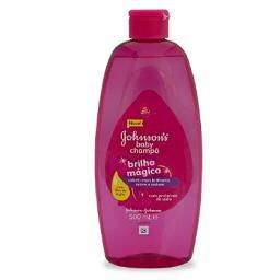 Shampoo Bebé Brilho Mágico