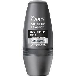Desodorizante roll on invisible dry