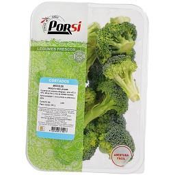 Brócolos cortados
