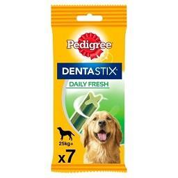 Snack para cão dentastix fresh grande