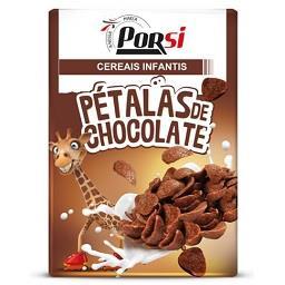 Cereais petalas chocolate