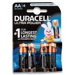 4 Pilhas Alcalina Ultra LR6
