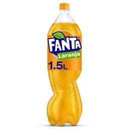 Refrigerante c/ gás laranja