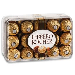 Bombons de chocolate ferrero rocher