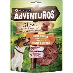 Biscoito para Cão Mini Sticks