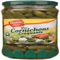 Cornichons extra finos