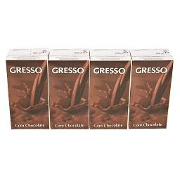 Leite c/ chocolate