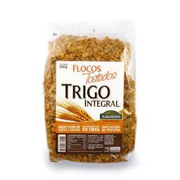Flocos tostados de trigo integral