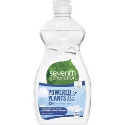 Detergente de lavagem à mão para loiça free & clear ...