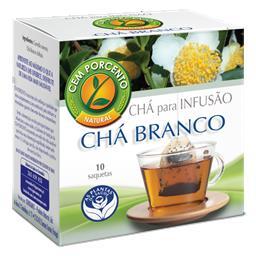 Chá infusão branco