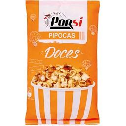 Pipocas doces