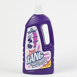 Lava tudo chão/manchas