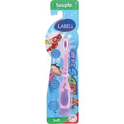 Escova de dentes kids